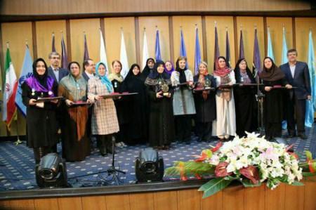 معرفی خانم های کارآفرین در سراسر ایران + تصاویر
