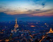 تصاویر قدیمی از مراحل ساخت برج ایفل در پاریس فرانسه