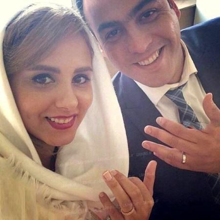 ازدواج دختر اکبر عبدی جنجال آفرید