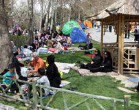 سیزده بدر یکی از سنت های کهن در ایران