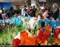 مراسم ویژه نوروزگار برج میلاد واقع در تهران
