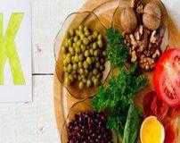 مواد غذایی دارای ویتامین K کدامند؟