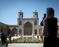 عکس های مسجد نصیر الملک و نارنجستان قوام شیراز