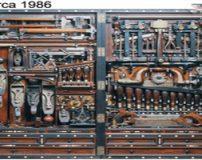 جعبه ابزار بسیار قدیمی و پر کاربرد در دنیا