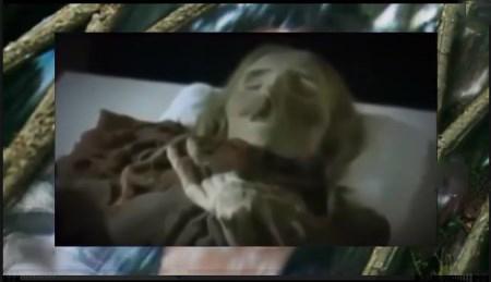 راز جسد زن زیبایی روسی 800 میلیون ساله کشف شد