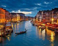 مناظر زیبایی از شهر ونیز ایتالیا