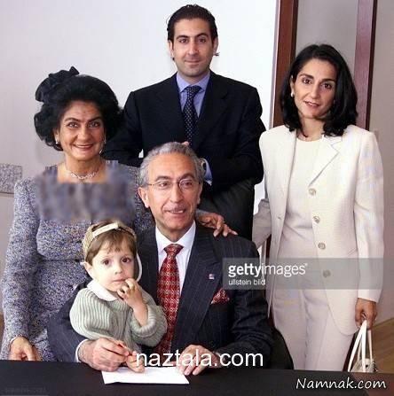 پروفسور سمیعی | تصاویر همسر و بیوگرافی مجید سمیعی