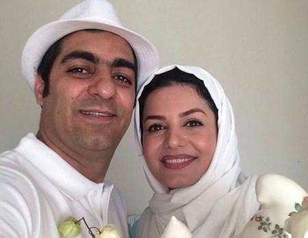 بیوگرافی و ماجرای ازدواج آزیتا رضایی و سید مجتبی ظریفیان