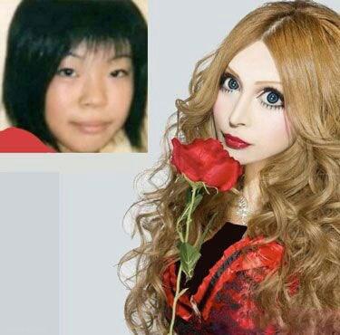 دخترانی که تبدیل به عروسک های واقعی شده اند
