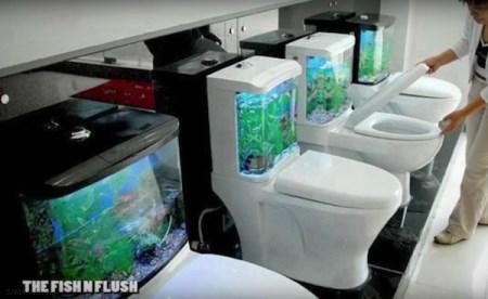 جالب ترین توالت های عجیب و غریب جهان + تصاویر