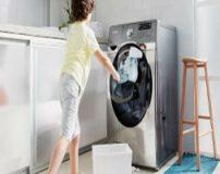 آموزش برنامه های شستشو و طرز کار ماشین لباسشویی های سامسونگ