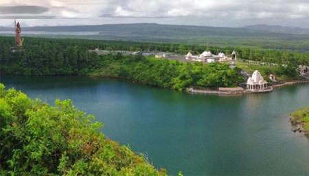 کشور موریس جزیره جادویی در وسط دریا + تصاویر