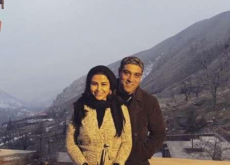 بیوگرافی یاسمینا باهر و همسرش امیریل ارجمند + تصاویر