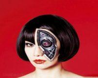 ترسیم نقاشی های سه بعدی خارق العاده روی بدن دخترها