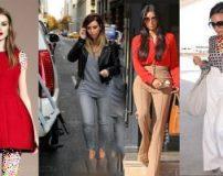 مدل لباس متناسب برای خانم های که اندام گلابی شکل دارند
