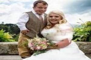 ازدواج زن زیبای قد بلند با یک مرد کوتوله جنجال ساز شد