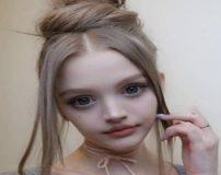 زیباترین دختر دورگه جهان (عکس)