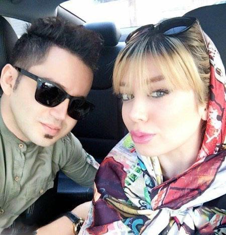 آلبوم عکس های عروسی شهنام شهابی بازیگر