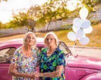 تولد صد سالگی دو خواهر دوقلو برزیلی + تصاویر