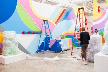 موزه بستنی در لس آنجلس افتتاح شد + تصاویر