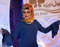 شوی لباس زنانه در عراق + تصاویر