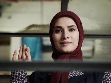 ساناز سعیدی بازیگر سریال نفس | بیوگرافی ساناز سعیدی