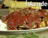 طرز تهیه اسکندر کباب ترکیه + مواد لازم برای اسکندر کباب ترکی