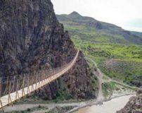 جاذبه گردشگری روستای زیبای در اردبیل به نام کزج