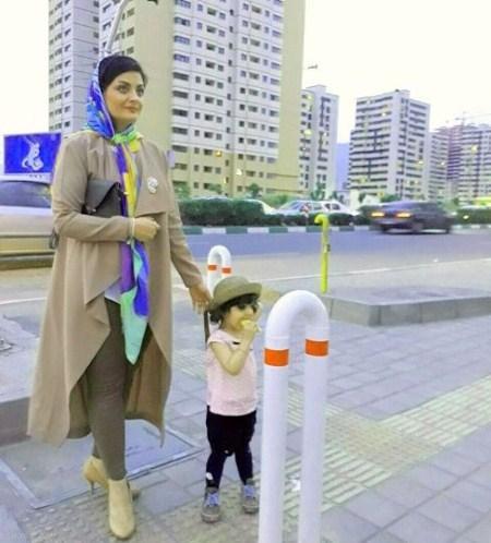 بیوگرافی لیلا ایرانی بازیگر زیبای ایرانی + تصاویر