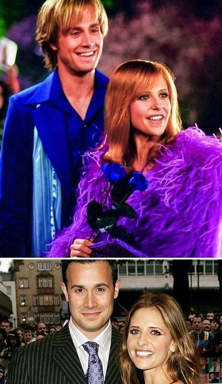 بازیگرانی که رابطه های عاشقانه فیلم هایشان را به واقعیت تبدیل نمودند