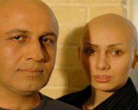 بازیگران زن ایرانی با سرهای تراشیده و کچل + تصاویر