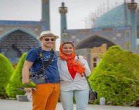 حجاب کم توریست های زن خارجی در اصفهان (10 عکس)