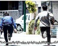 عکس نوشته های حملات تروریستی در فضای مجازی