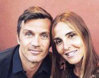 خوشگذرانی پائولو مالدینی و همسرش در فرانسه