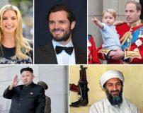آقازاده های مشهور و قدرتمند جهان + تصاویر