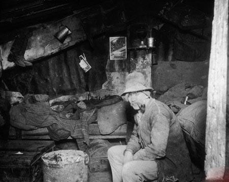 طرز زندگی مردم آمریکا در قرن نوزدهم + تصاویر تاریخی