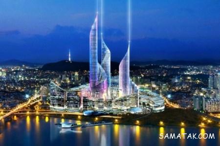 عکس از کشور سئول