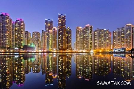 عکس از مکانهای دیدنی کره جنوبی