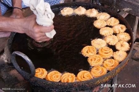 نام غذاهای هندی + عکس