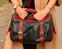 انواع کیف چرم زنانه مجلسی