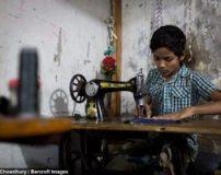 گزارشی از یک کارگاه تولید پوشاک