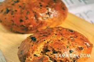 طرز تهیه نان حلوایی و نان کره ای