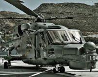 هلیکوپترهای جنگی امریکا و روسیه