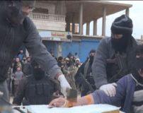 بریدن دست و پای غیر نظامیان در خیابان توسط داعش + 18 تصاویر