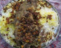 غذای عربی مفتح + طرز تهیه