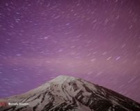عکس های زیبای کوه دماوند