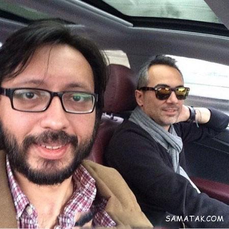 علی قربان زاده | تصاویر و بیوگرافی علی قربان زاده