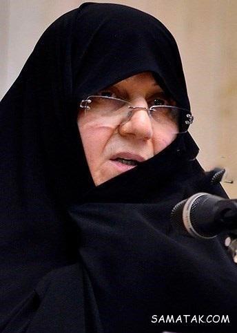زندگینامه و بیوگرافی صاحبه عربی همسر حسن روحانی