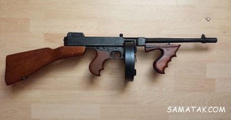 قدیمی ترین اسلحه های جهان