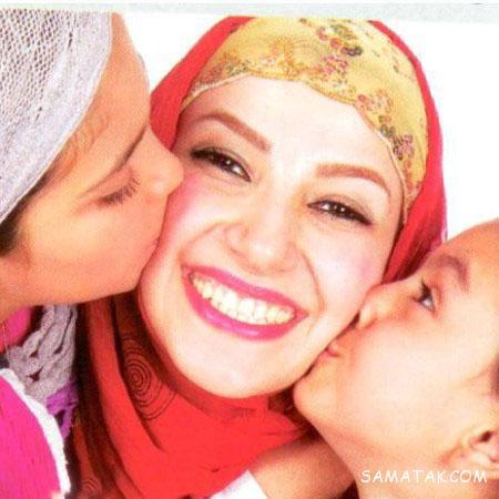 بیوگرافی خاله شادونه و همسرش